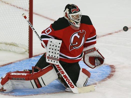 New Jersey Devils goalie Martin Brodeur is retiring
