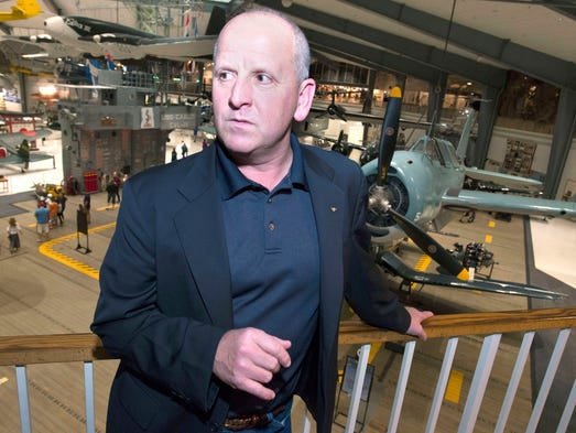 The National Naval Aviation Museum has selected retired