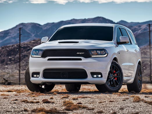 Dodge Puts A Price On America S Fastest Suv