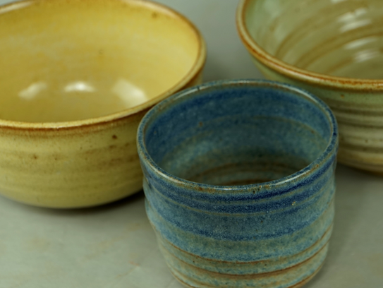 Pottery by Molly Seay