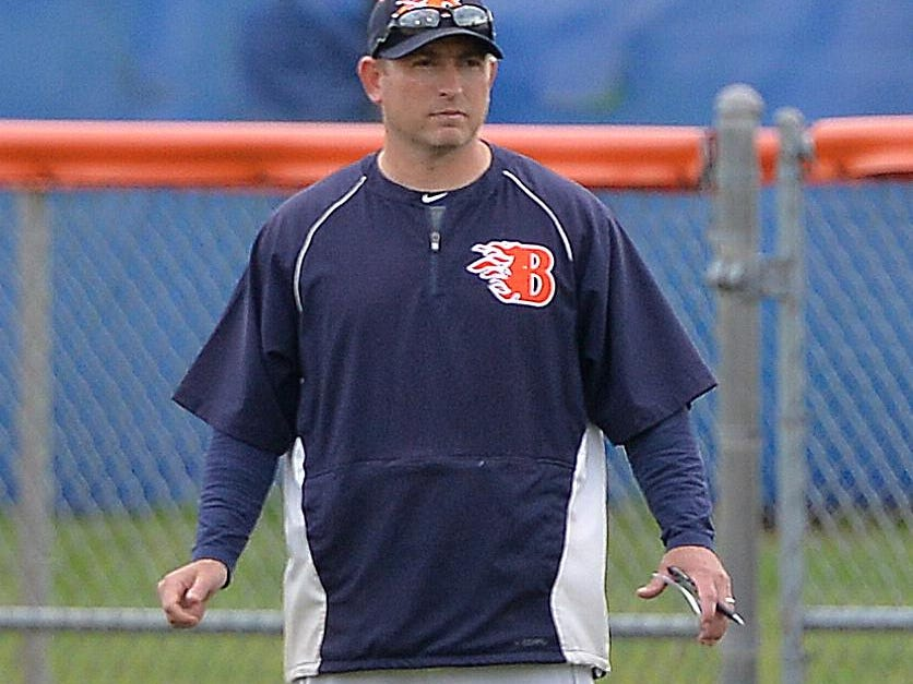 Blackman baseball coach Justin Entrekin self-reported a TSSAA violation after a player's athletic physical was not filed.