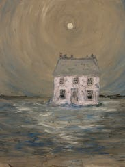 """The last house sits alone in the bay in """"The Ballad"""