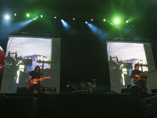 Primus performs at Monster Mash in Tempe on Oct. 31,