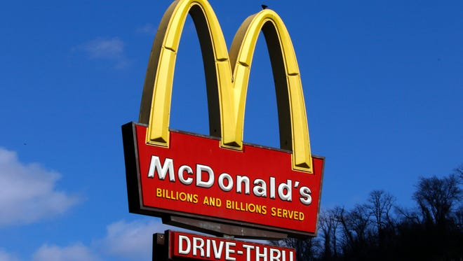 Thieves stole grills and fryers from Palm Bay McDonald's (AP Photo/Gene J. Puskar)