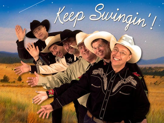 The Oregon Valley Boys have been nominated as 2015 Best Western Swing Band by the Academy of Western Artists.