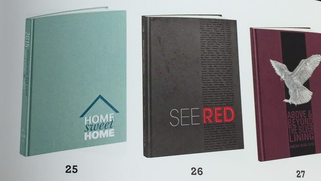 The Mountain Home High School Yearbook was recently honored by Jostens and included in their list of top publications.