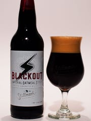 Blackout Imperial Oatmeal Stout