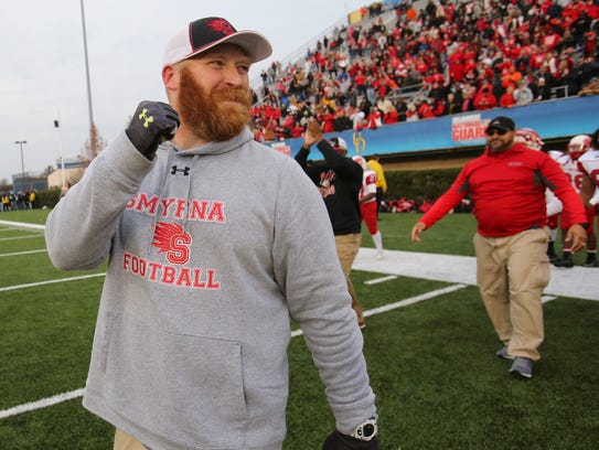 Mike Judy, who has coached Smyrna to the last three DIAA Division I football titles, believes the Philadelphia Eagles' attitude could make the difference in Super Bowl LII on Sunday.