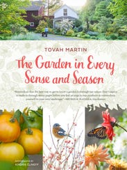 Slow down and enjoy the gardening process, the author