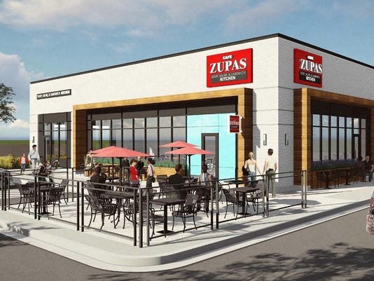 Cafe Zupas to open in Menomonee Falls