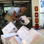 Postal Service rates for Priority Mail packages increased in January 2016.