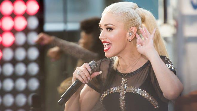Hear that? It's Gwen Stefani's latest project.