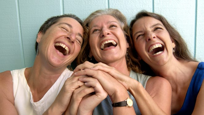 Try to find something to laugh about every day - it's good for what ails you.