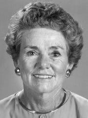 Joanne VanZandt in 1987.