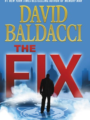 'The Fix' by David Baldacci