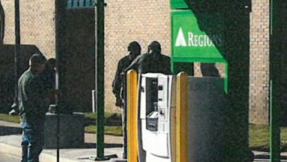 Regions Bank plans to install at an unmanned ATM in Hickory Hill/Fox Meadows.