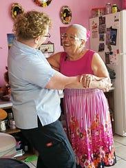 Dementia care educator Gail Higgenbotham found that