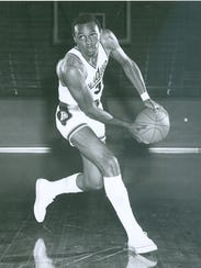 Herm Gilliam was one of a handful of Purdue basketball