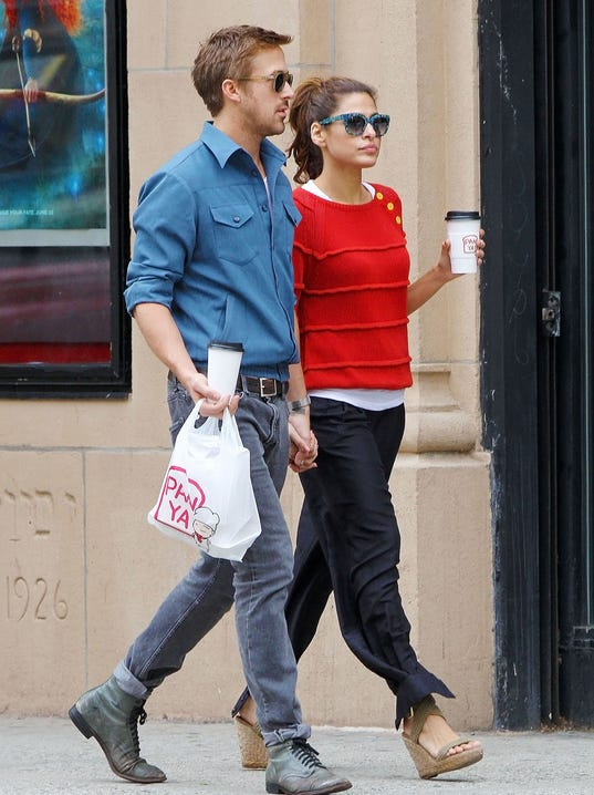 Eva Mendes and Ryan Gosling Welcomed Their First Child Eva Mendes and Ryan Gosling Welcomed Their First Child new images