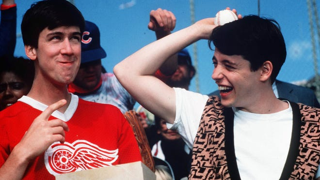 """Ferris Bueller's Day Off"" will be shown with ""Grease"" June 12-13 at the Chilton Twilight Drive-In Theater. Both nights also include a tribute concert by Let Me Be Frank Productions."