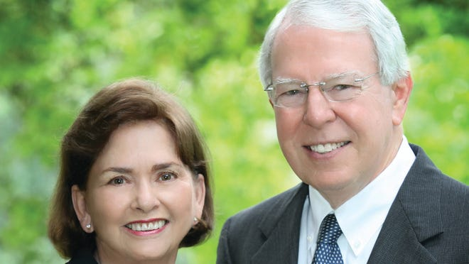 Dr. and Mrs. Richard Paul Texada (Colleen Spence) celebrated their 50th wedding anniversary.
