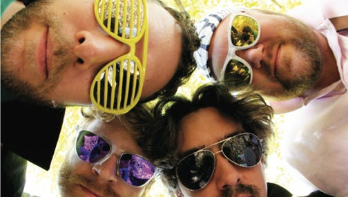 Love Canon headlines RiverMusic on Sept. 9 at Carrier Park.