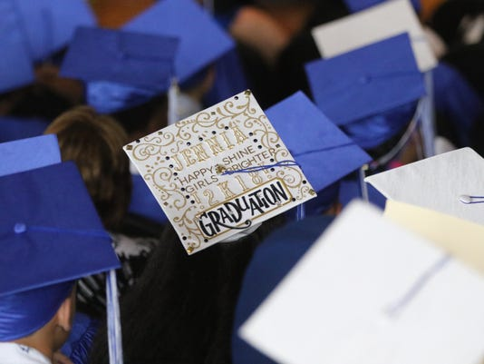 Lincoln Middle School last graduation