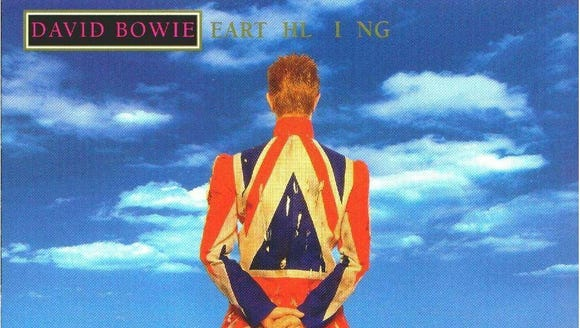 """Earthling"" was a 1997 album by David Bowie."