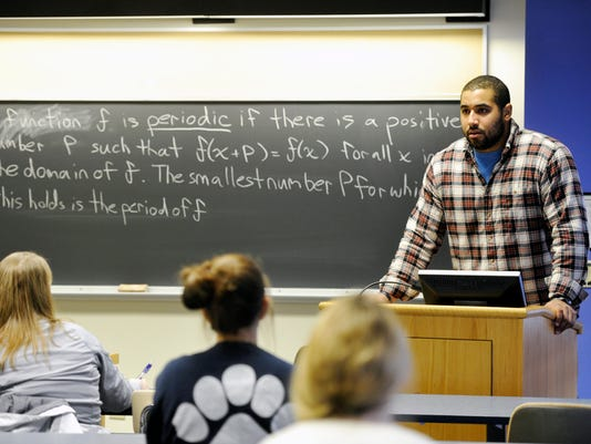 John Urschel will keep Penn State relevant at the national title game tonight.