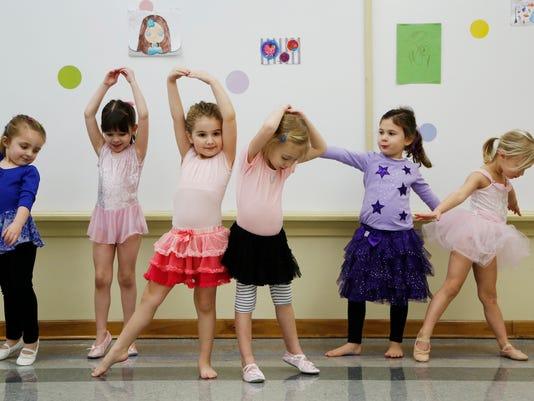 LAF Kids Dance