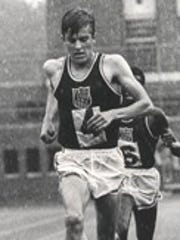 Van Nelson, a star track athlete at St. Cloud State in the 1960s, competed in the 10,000 meters at the Summer Olympics in Mexico City in 1968.