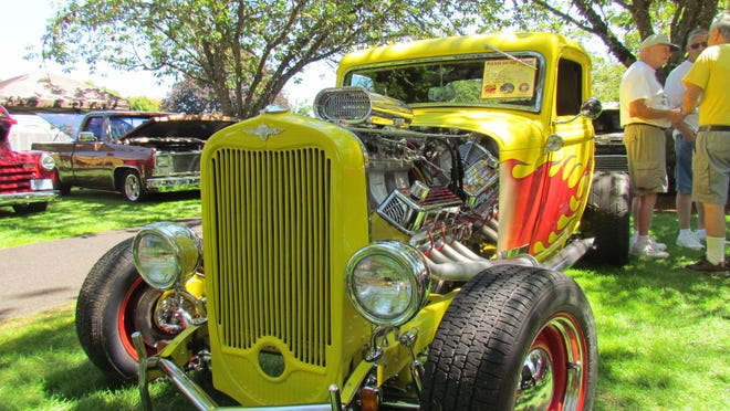 A car show at Stayton's Pioneer Park from 9 a.m. to 3 p.m. July 29 will again be a part of Santiam Summerfest.