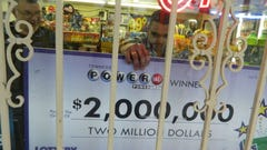 Another winning lottery ticket bought in Erin