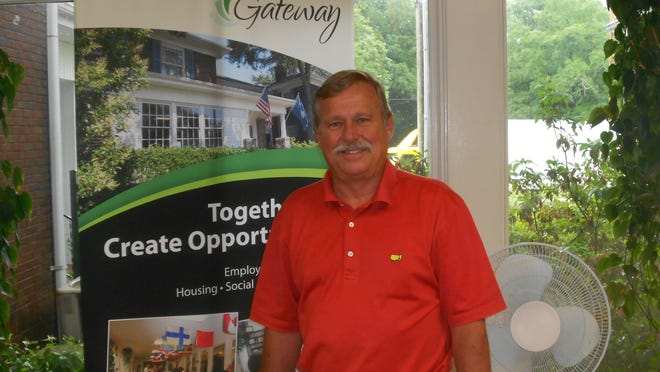 Phil Emory is executive director of Gateway House, a day program for people with mental illness.