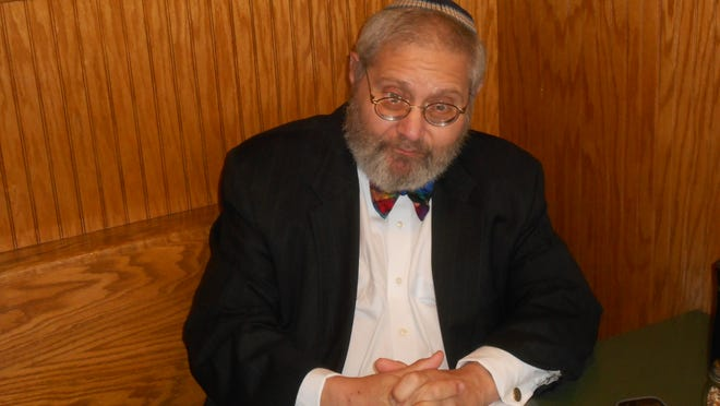Rabbi Marc Wilson is the founder of Torah Chayim, an interfaith community that will hold its first service Aug. 30.
