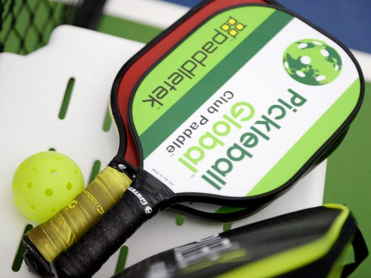 Pickleballis particularlypopular in Florida, California, Utah and Michigan, where, earlier this month, Alice Tyms, 75, a onetime tennis champion who played six times at Wimbledon, was named that state's pickleball champ.