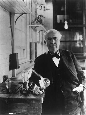 The Blue Water Area Chamber of Commerce will hand out Eddy Awards named after Thomas Edison.