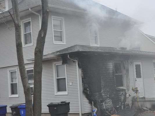 Toms River House Fire