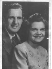George and Margaret Ronkette were very much in love.