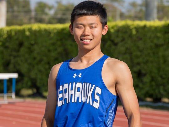 Michael Chen, Community School track