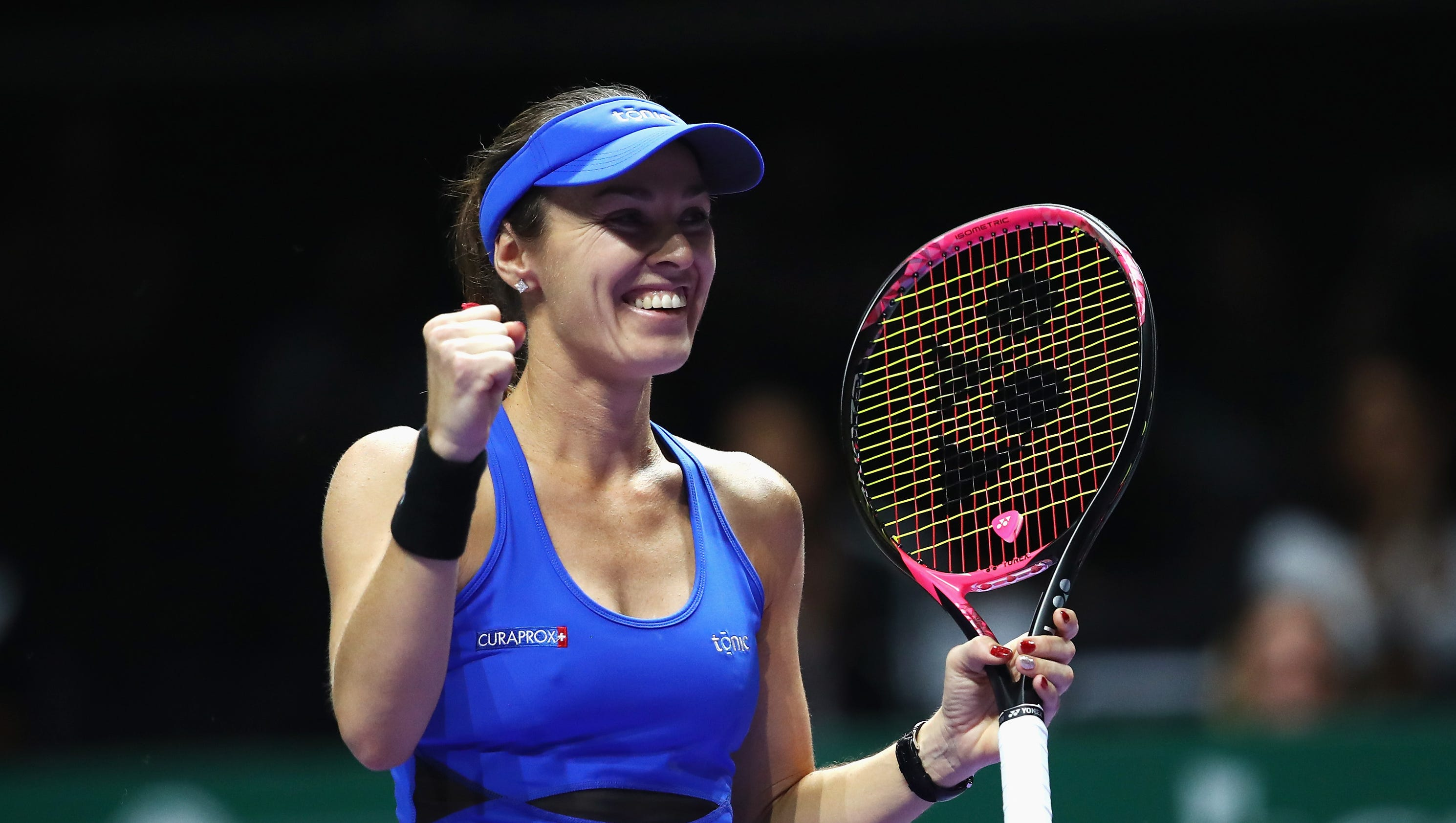 Martina Hingis To Retire Again After Wta Finals