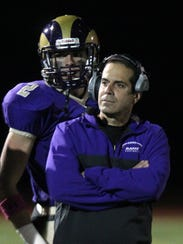 Clarkstown North beat Clarkstown South 21-0 in a Class