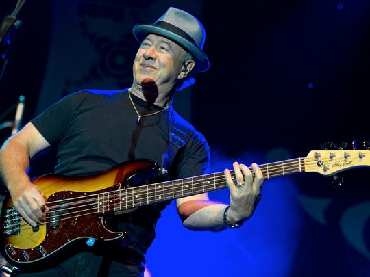 Friday: Stu Cook performs with Creedence Clearwater Revisited