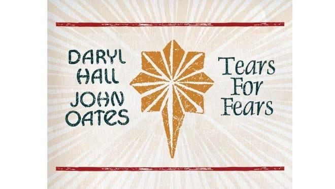 Hall & Oates 2017 tour