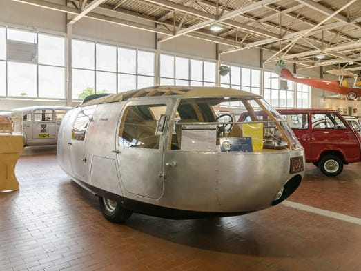 The Lane Auto Museum in Nashville features curious,