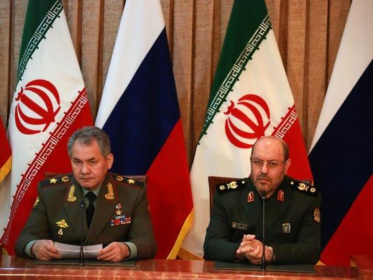 IRAN-RUSSIA-MILITARY