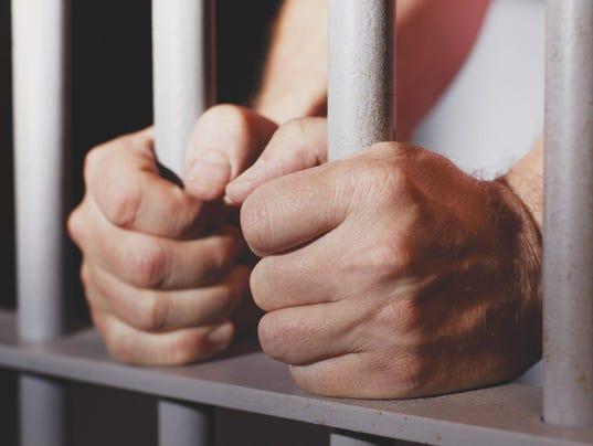 web - Jail bars