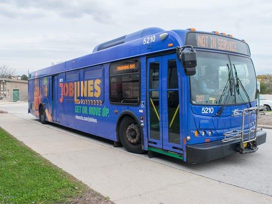 JobLines bus