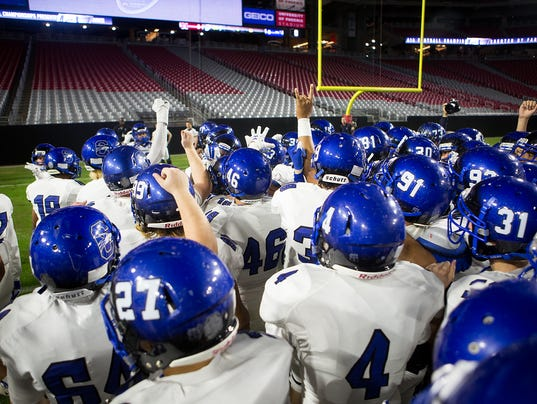 Spring football starts Monday for many high schools in Arizona