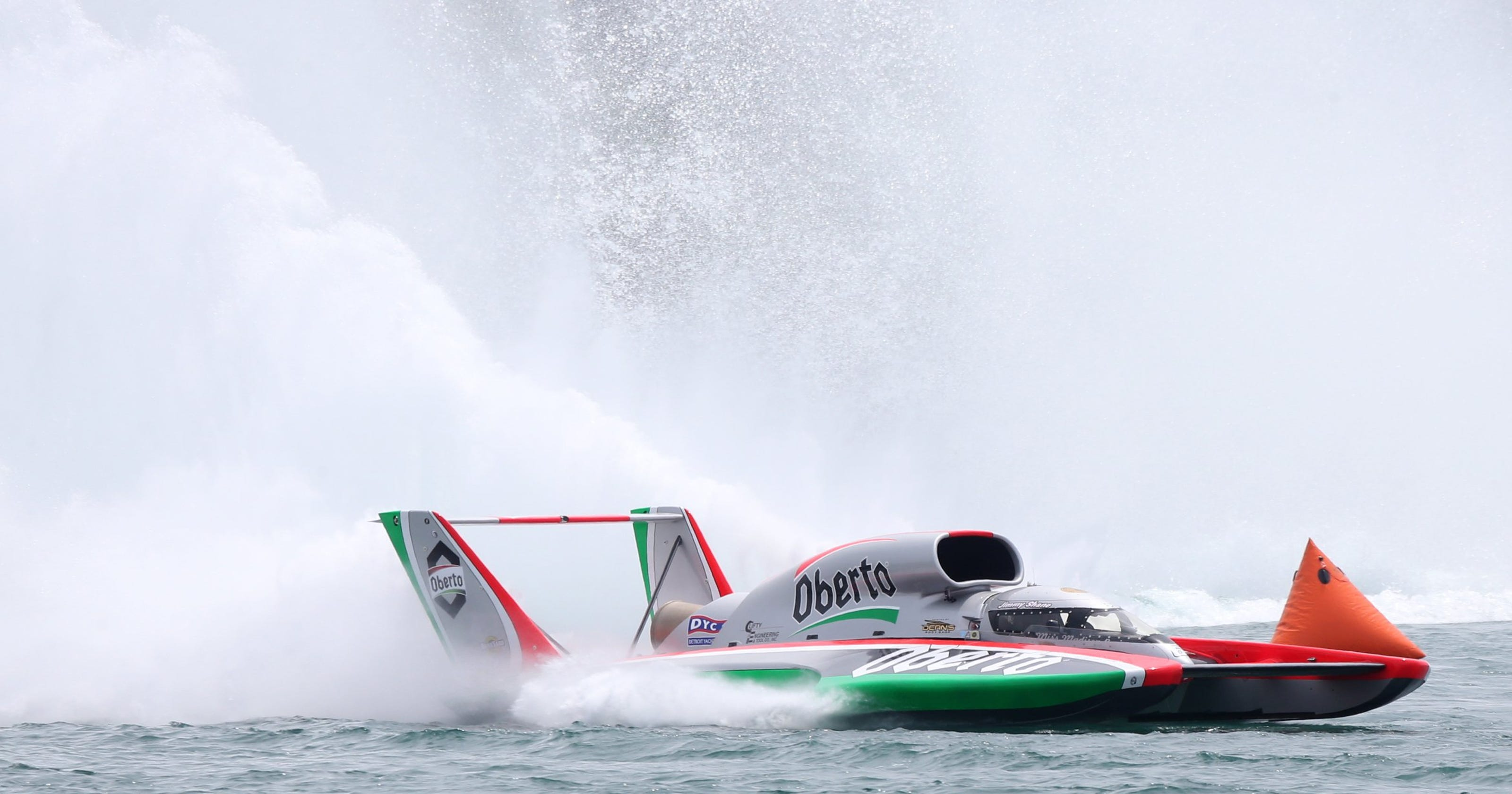 Top hydroplane racing still possible in Detroit in 2015